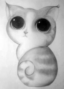 Tender Little Kitty