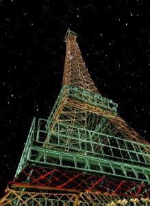 Eiffel at Night