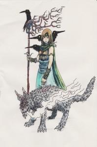 Druid of the Beast