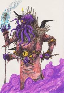 Dark Octo Mage