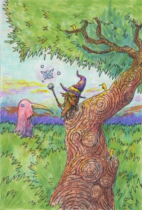 The Goutweed Wizard