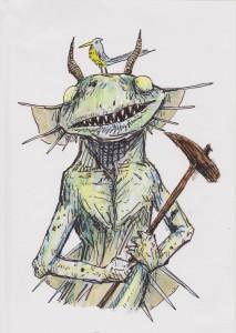 Little Swamp Creature