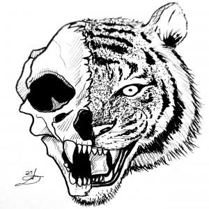 Skull Tiger