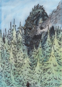 Giant Hog Kaiju