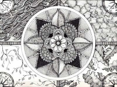 Ink Blossom