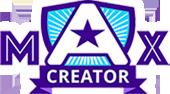 max-creator-white