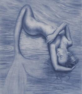 Resting Mermaid
