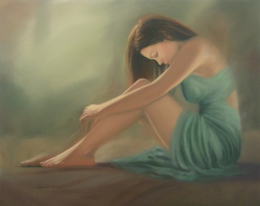 Young Harmony (oil painting)