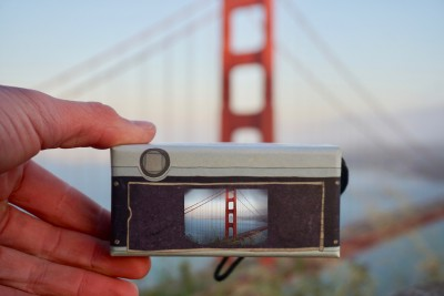 Golden Gate Camera perspective