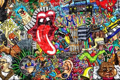 Musical Graffiti