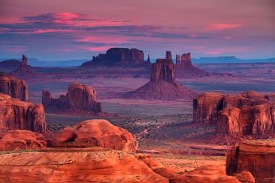 Southwest Sunset