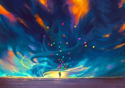 Balloon Dance