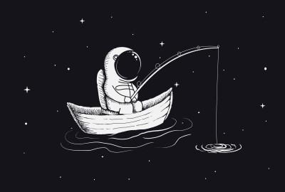 Fishing The Galaxy