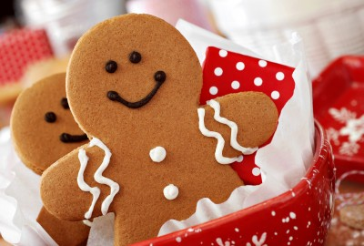 Gingerbread Smiles