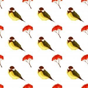 Birds and Berries