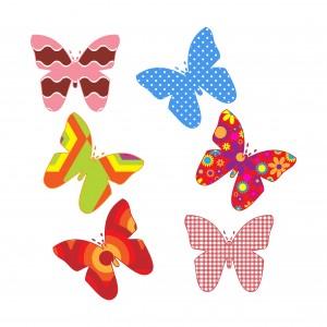 Groovy Butterflies