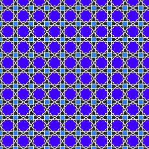 Basketweave Purple