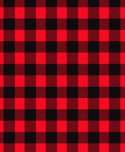 Lumberjack Red & Black