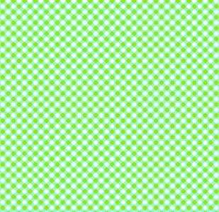 Modern Dots Green