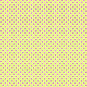 Modern Dots Pink Lemonade