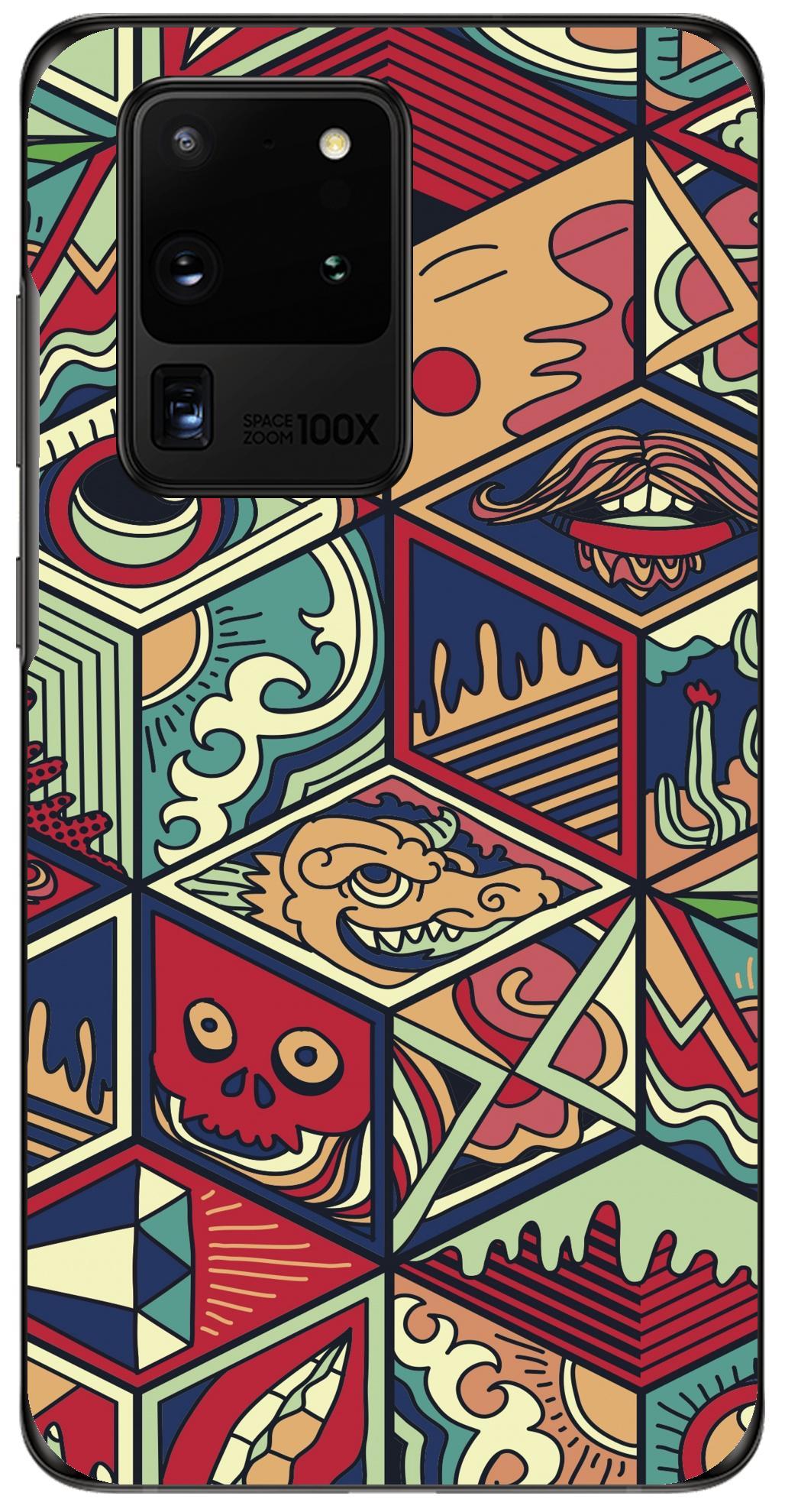 Galaxy S20+ Ultra 5G Skin