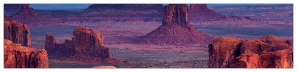 """2"""" x 9"""" Panoramic Photo Sticker"""