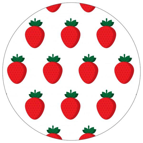 """6"""" Circle Sticker Shape"""